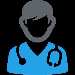 Male Doctor Icon Emssa