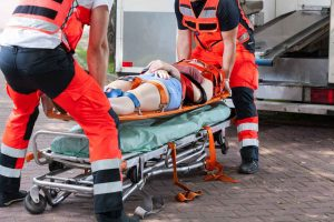 The South African Triage Scale (SATS)